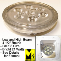 PAR36-21W-HL High and Low Outside Flood Light Sealed Replacement