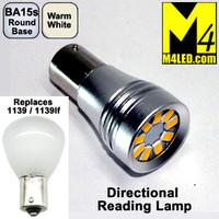 1139-9-5630-WW Warm White High Power LED Reading Lamp