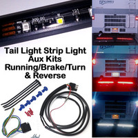 TAIL-STRIP Auxiliary Tail Strip Light Kit with Running, Brake/Turn, Reverse