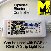 OPTIONAL Bluetooth for RGB and RGB+W Strips
