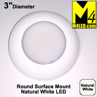 "SAN9112 3"" Round Dome / Area Light Fixture"