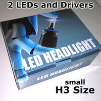 HEADLIGHTS-H3-BLADE Headlight/Fog Light kit by LEDO