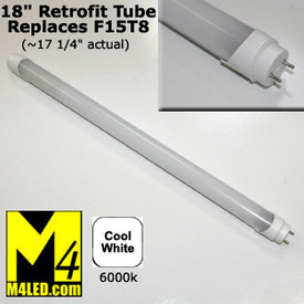Led Replacement For 18 Quot 12v Tube Lights
