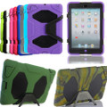 Rugged Case for iPad 2, 3, 4