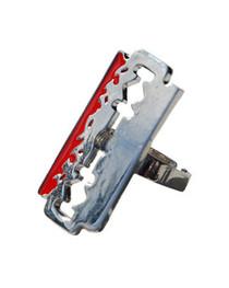 Bloody Razor Blade Ring (R1)