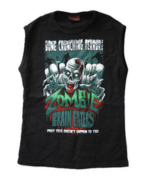 Brain Eaters Muscle Vest