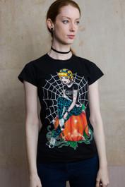 Cinders Womens T Shirt