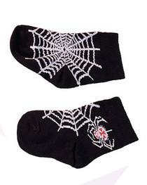 Cobweb Kids And Baby Socks