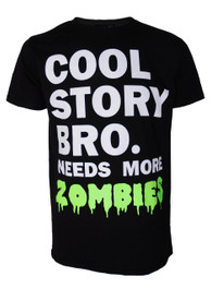 Cool Zombie Story T-Shirt