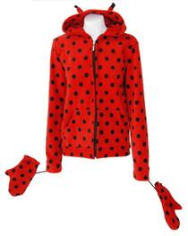 Fur Ladybird Hood