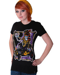 Hot Rod Womens T Shirt