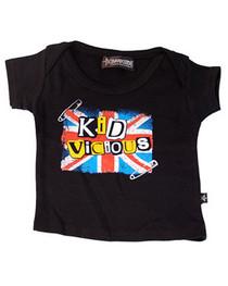 Kid Vicious Baby T Shirt