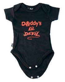 Lil Devil Baby Grow