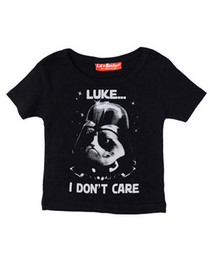 Luke I Dont Care Kids T Shirt