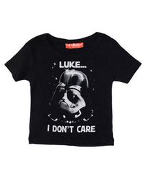 Luke I Dont Care Kids T Shirt