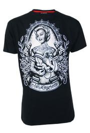 Marilyn No Regrets Mens T-Shirt