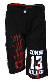 Mens Zombie Killer 13 Shorts