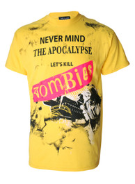 Nevermind The Apocalypse Kill Zombies T-Shirt