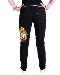 Nurse Low Rise Skinny Jeans