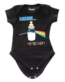 Of The Milk Baby Grow