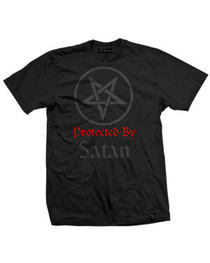 Protected By Satan T Shirt
