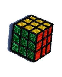 Rubix Cube Patch