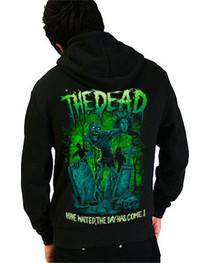 The Dead Premium Zip Hood