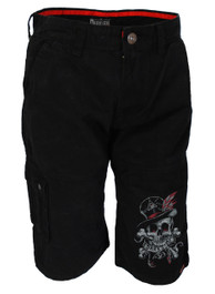 Voodoo Skull Darkside Shorts