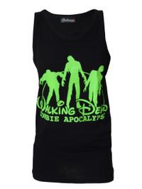 Walking Dead Black Vest