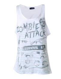 Zombie Attack Kit White Vest