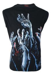 Zombie Hands Muscle Vest