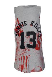 Zombie Killer 13 Grey Vest