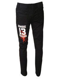 Zombie Killer 13 Regular Rise Skinny Jeans