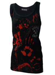 Zombie Killer Black Beater Vest