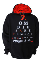 Zombie Sight Pullover Hood