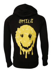 Zombie Smile Cotton Zip Hood (Unisex)