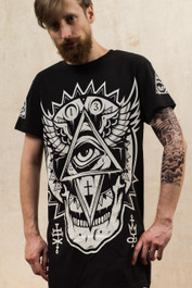 All Seeing Eye Mens T Shirt