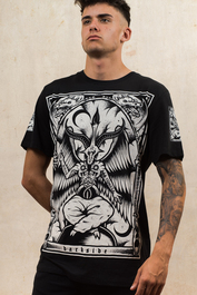 Baphomet Mens T Shirt