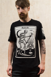 Death Tarot Card Mens T Shirt