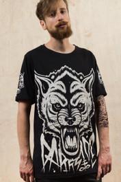 Wolf Mens T Shirt