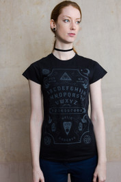 Ouija Board Womens T Shirt
