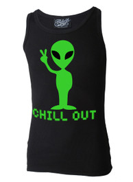 Alien Chill Out Beater Vest