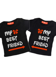 My Best Friend Baby/Kids T Shirt