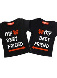 My Best Friend Baby/Kids T Shirt