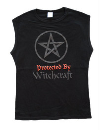 Protected By Witchcraft Muscle Vest