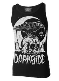 Skull Crow Beater Vest
