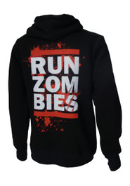 Run Zombies Zip Hood