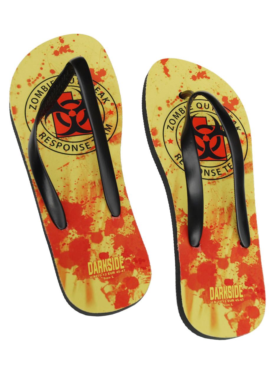 Zombie Response Team Zombie Killer Short Socks UK Size 4-6