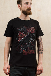 Raven Rose Mens T-Shirt