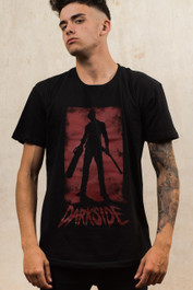 Chainsaw Dead Mens T-Shirt